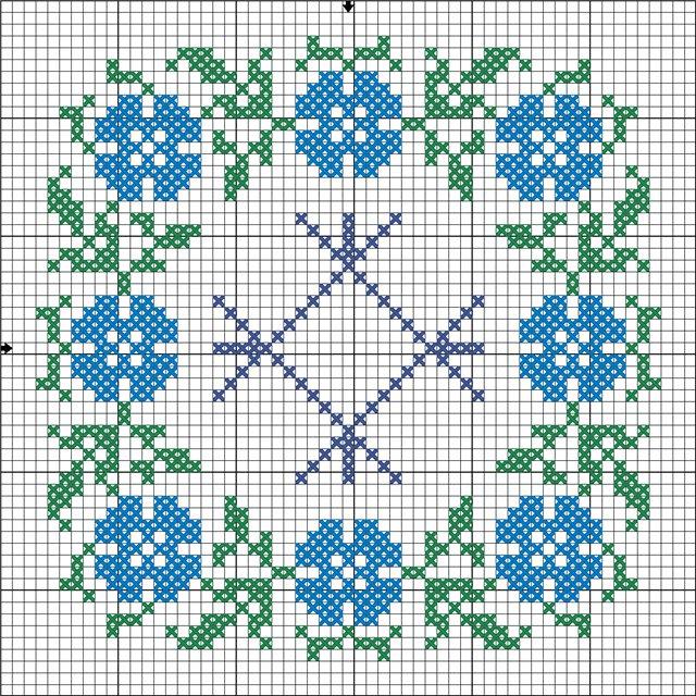 Узоры и символы славянской